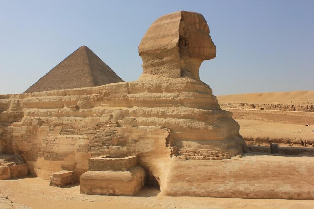Sphinx by Dave Austin