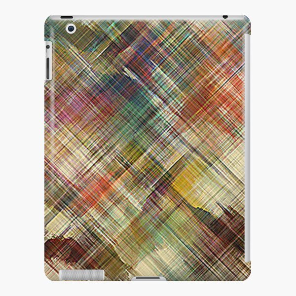 4am ABSTRACT TEXTURE TAPESTRY iPad Snap Case