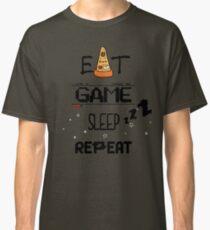 EAT, GAME, SLEEP, REPEAT Classic T-Shirt