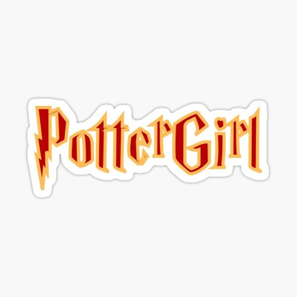 PotterGirl Sticker
