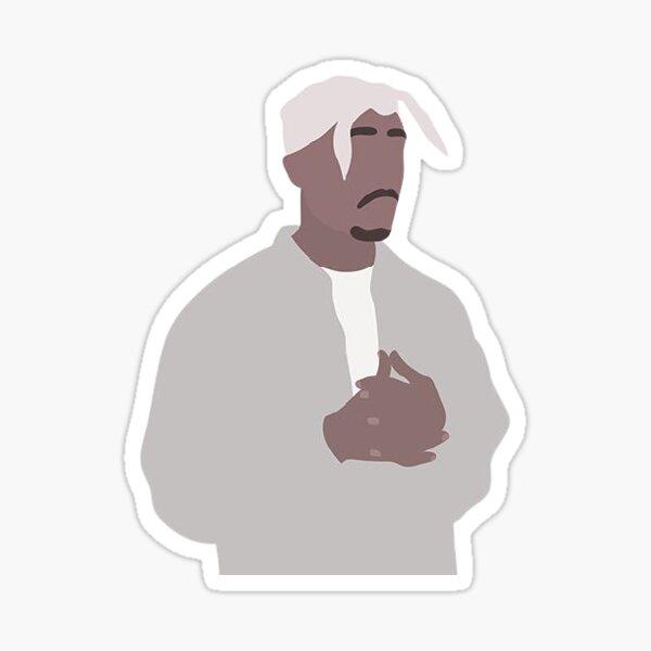 2Pac Sticker