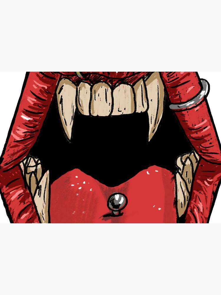 Piercing mouth  by ds-4