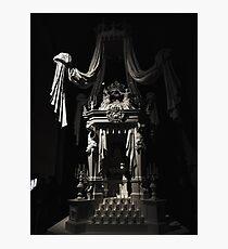 Noir et Blanc Photographic Print