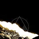 Golden Mountain  von schwebewesen