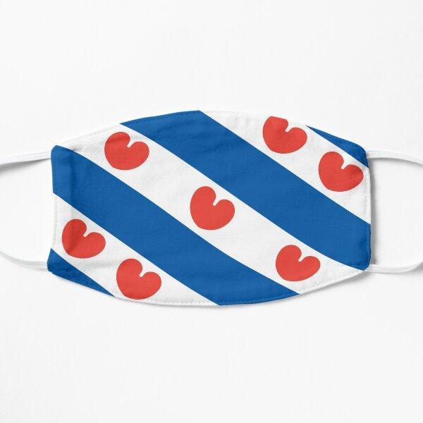 Fryske Flagge (Frisian Flag) Flat Mask