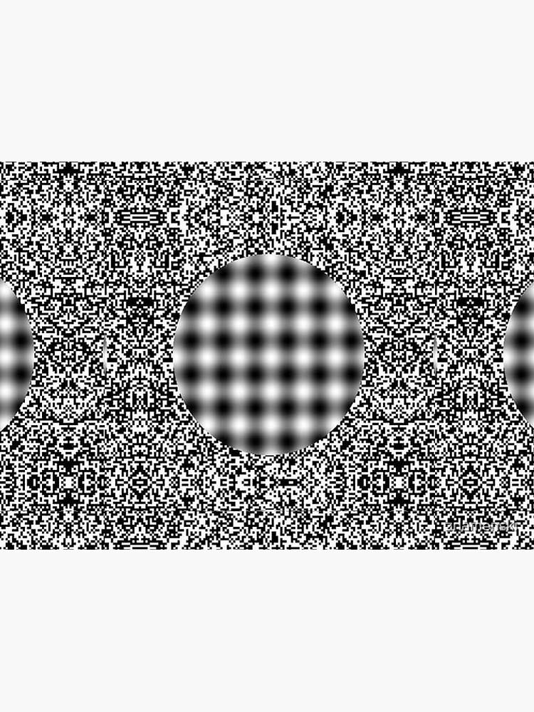 Optical illusion in Physics by znamenski