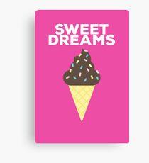 Sweet Dreams Canvas Print