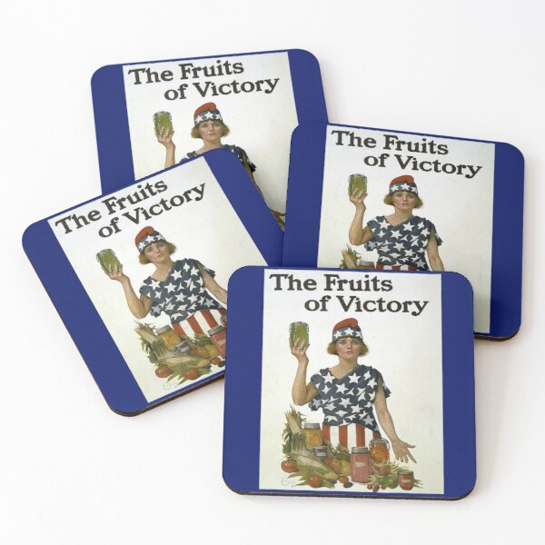 Vintage Collection Coasters (Set of 4)
