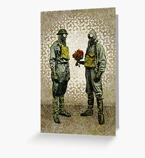 Contagious Love Greeting Card