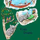 What do Koalas dream about? by JumpingKangaroo