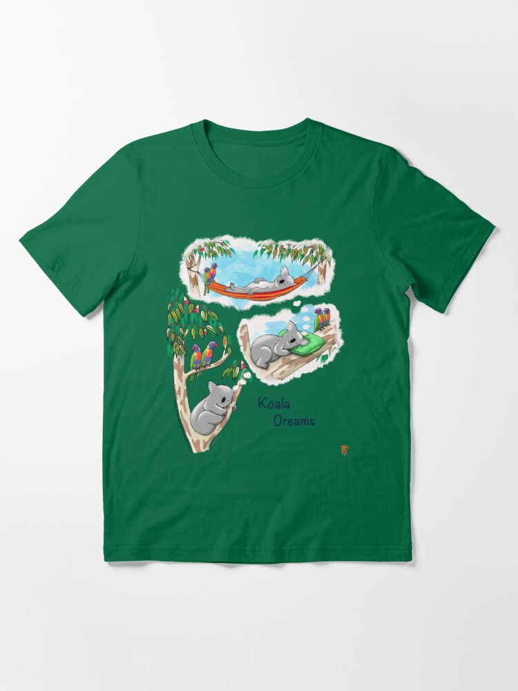 Alternate view of What do Koalas dream about? Essential T-Shirt