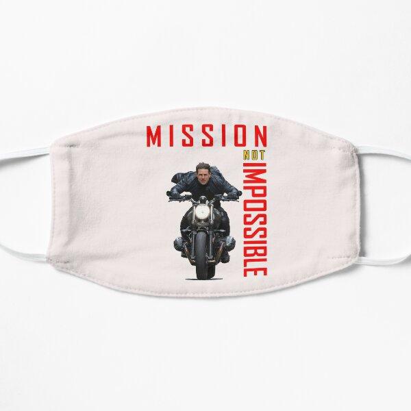 Mission pas impossible Design cool Masque sans plis