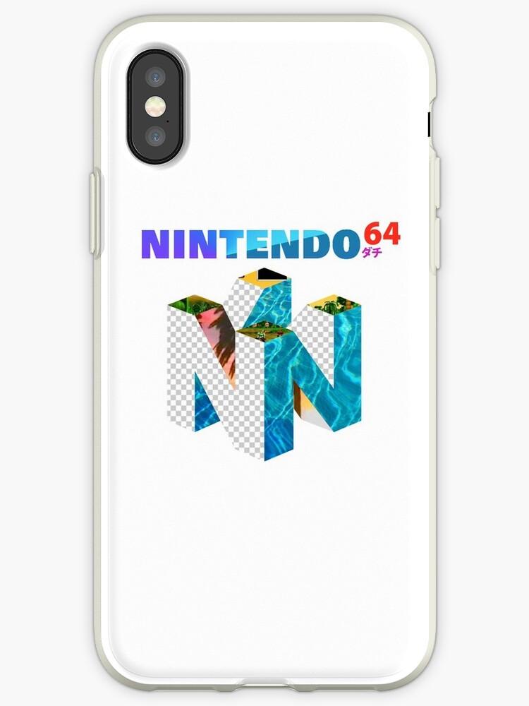 Vaporwave Nintendo 64 by DaftDesigns