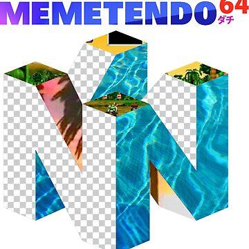 Memetendo by DaftDesigns
