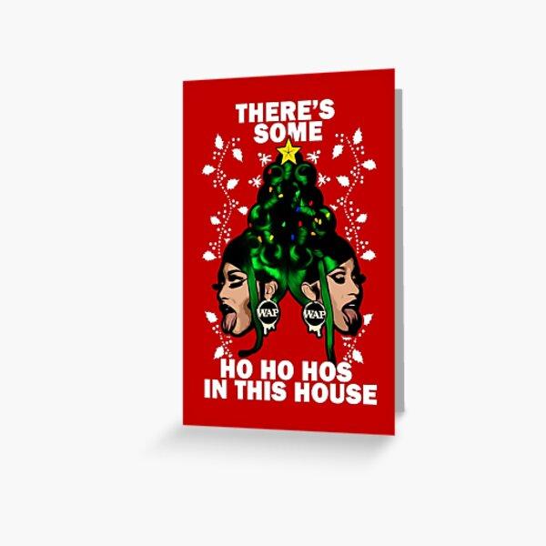 Merry WAPmas Greeting Card