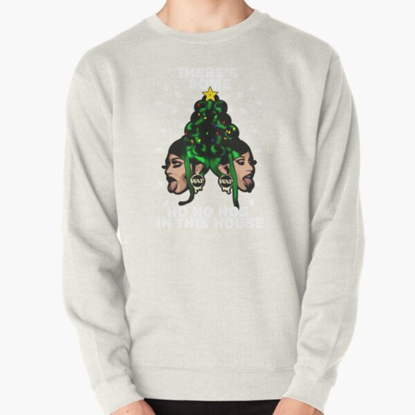 Merry WAPmas Pullover Sweatshirt