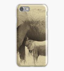 Tarangire Elephant Refill iPhone Case/Skin