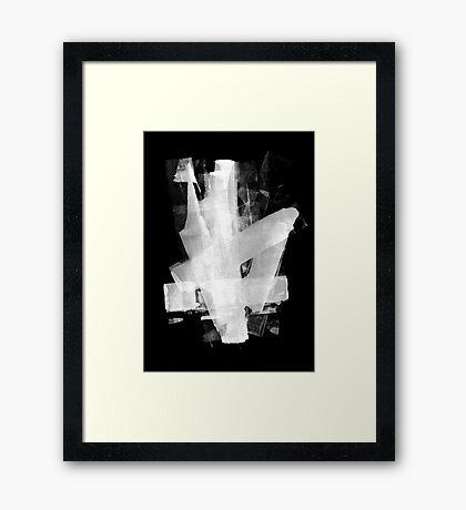 PRINT – Offset ink 1 Framed Print