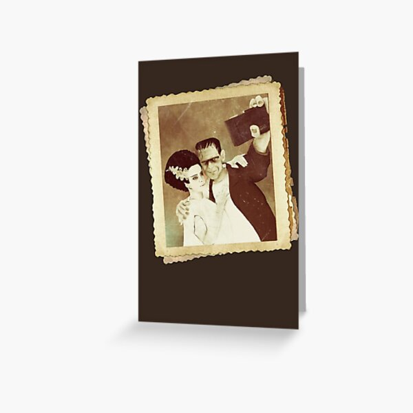 1937 Valentines Day Photo Greeting Card