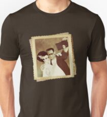 1937 Valentines Day Photo Unisex T-Shirt
