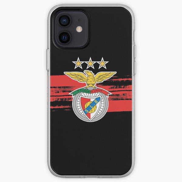 Une vie une couleurs, Portugal, Benfica Coque souple iPhone