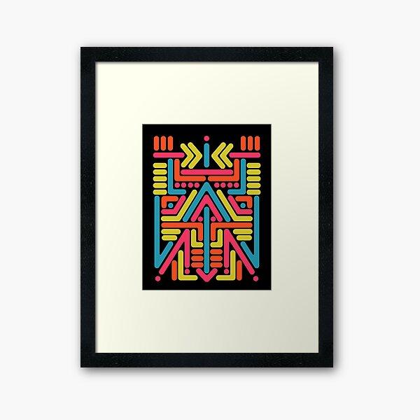 Chale  Framed Art Print