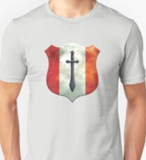 Knight's Shield No.1 Unisex T-Shirt
