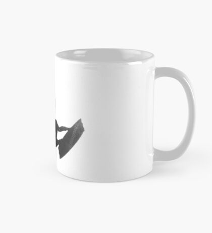 Suspended! - Kite Surfer in the Sky Mug
