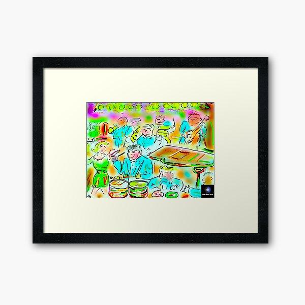 Tony White Art 1 Framed Art Print