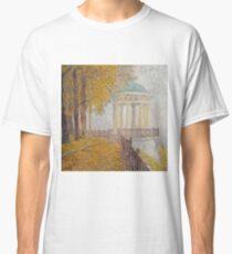 Rotunda at Neskuchny garden Classic T-Shirt