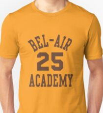 Carlton Banks 25 Bel-Air Academy T-Shirt