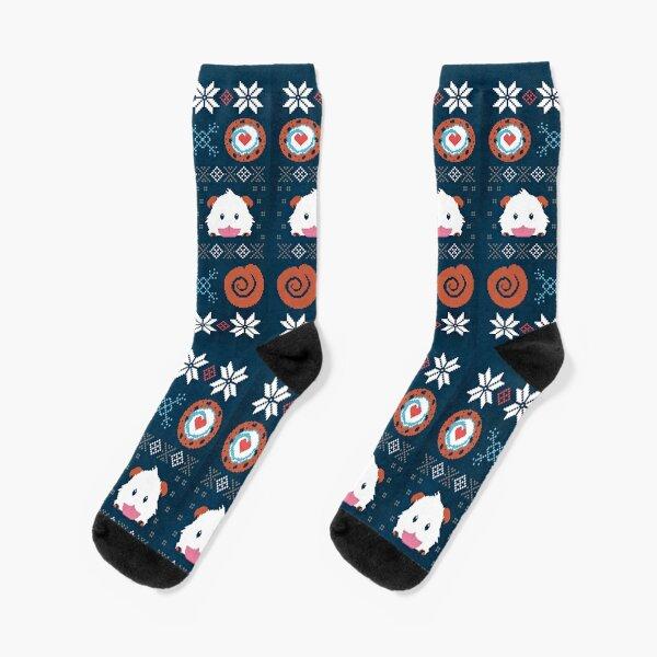CHRISTMAS PORO - LEAGUE OF LEGENDS Socks