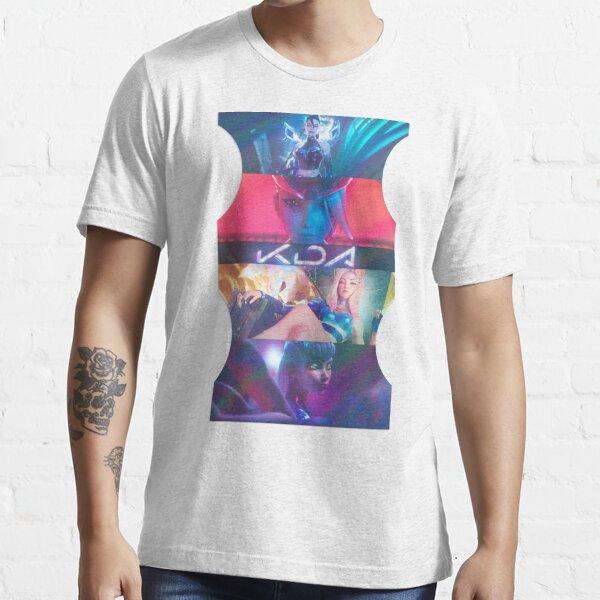 KDA - Más Camiseta esencial