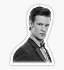 Matt Smith, Dr. Who Sticker