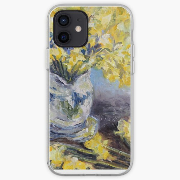 Suggestion of Daffodils iPhone Soft Case