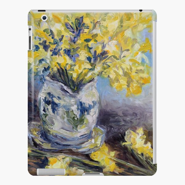 Suggestion of Daffodils iPad Snap Case