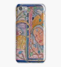 Vine of Life - A Spiritual Journey iPhone Case/Skin