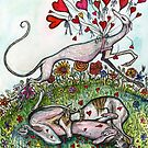The Hound of Hearts by Elle J Wilson