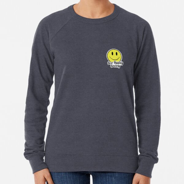 Boo Logo with White Background - PRIVATE SALE Lightweight Sweatshirt