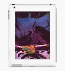 Demon fight iPad Case/Skin