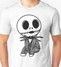 Chibi Jack Skellington Unisex T-Shirt