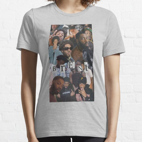 brent faiyaz collage Essential T-Shirt