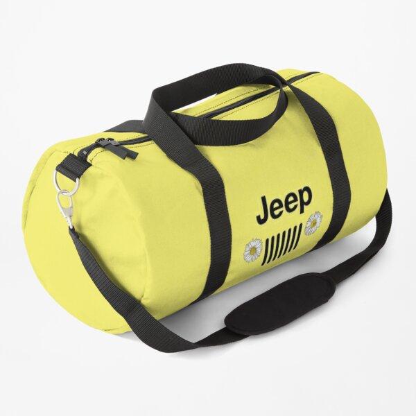 Daisy Jeep Logo Duffle Bag