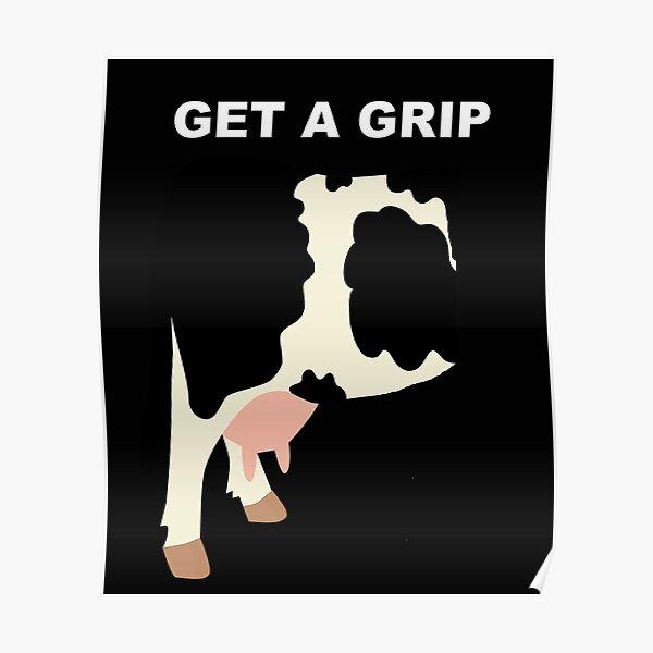 Vintage Aerosmith Get A Grip Travis Scott Poster