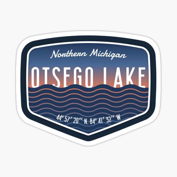 Otsego Lake Sticker