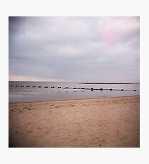 Tranquil seas  Photographic Print