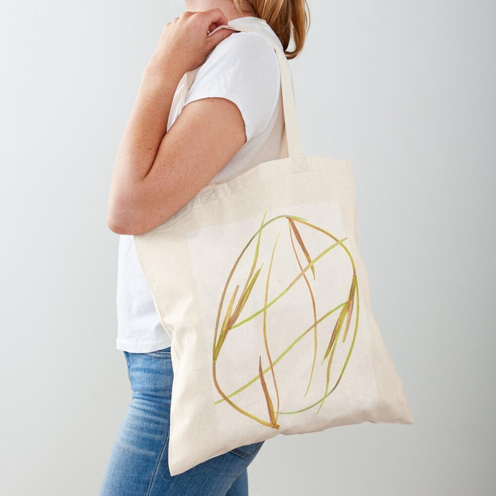 Rhythm - organic shapes Tote Bag