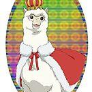 King Alpaca  by izabelew