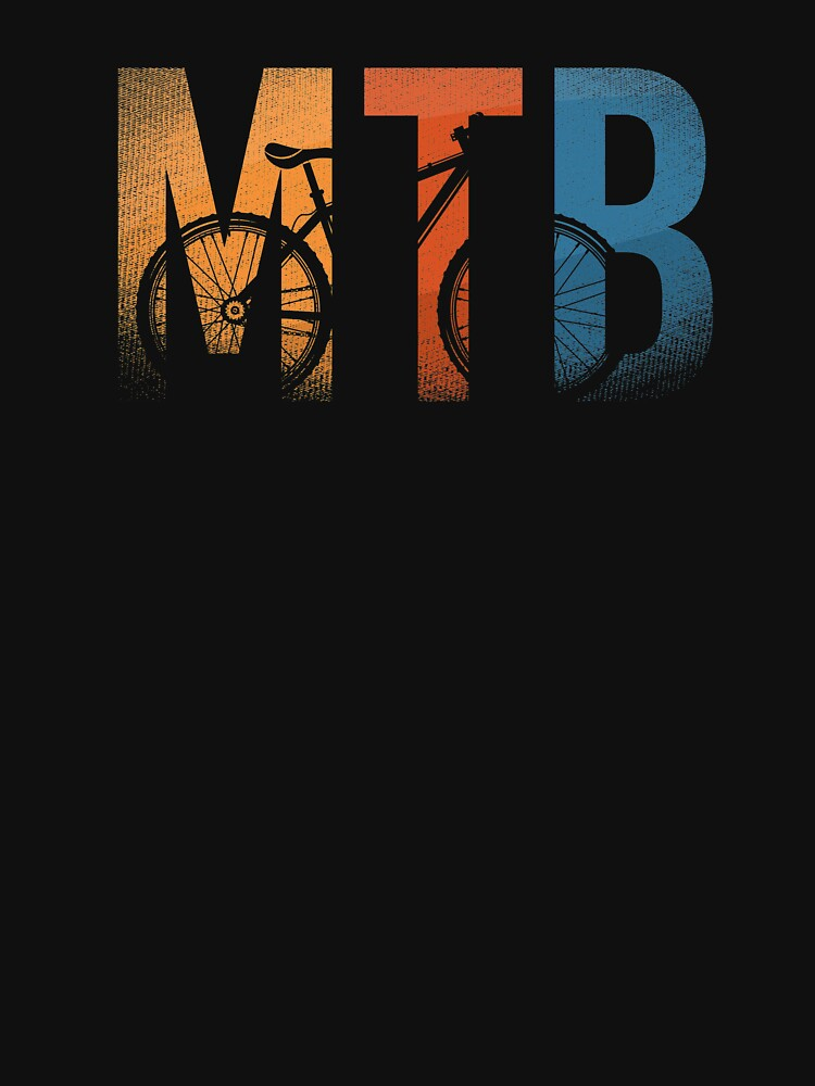 MTB by tresbelleshirts