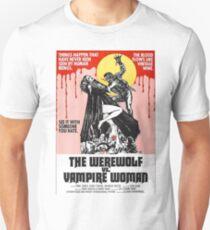 The Werewolf vs. Vampire Woman T-Shirt